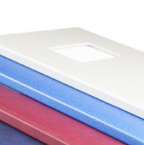 pevné desky na tepelnou vazbu