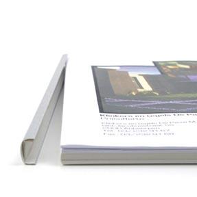 desky na tepelnou vazbu samostatné hřbety